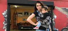 Wraps, ring slings and baby carriers - Fast worldwide delivery - Oscha Slings