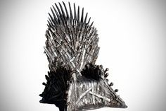 Life Sized Iron Throne Replica | 42 Awesome Kid Things That Adults Secretly Wish They Could Have