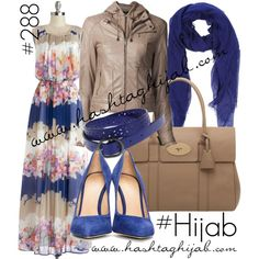Hashtag Hijab Outfit #288,