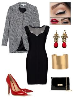 Polyvore, Image, Fashion, Moda, Fashion Styles, Fashion Illustrations