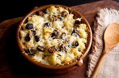 Sicilian Cauliflower and Black Olive Gratin NYTimes