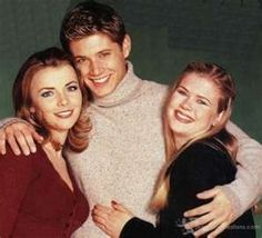Jensen Ackles was Eric Brady on Days of Our Lives before he was Dean Winchester! And I loved the episode of Supernatural where they reference that :) Soap Opera Stars, Soap Stars, Supernatural Actors, Supernatural Bunker, Life Cast, Nbc Tv, Under My Skin, Days Of Our Lives, Show Photos