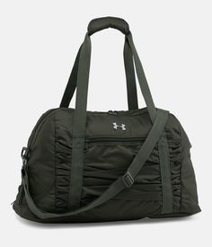 Women's UA The Works Gym Bag, Artillery Green, zoomed image
