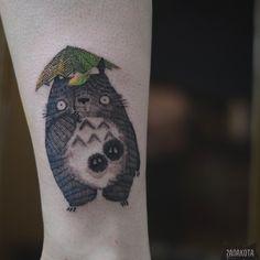 www.instagram.com... #tattoo #tatuaz #tattoowork #project #design #ink #inked #graphic #tattuaggio #btattooing #tattuaje #illustration #татуировка #тату #krakow #berlin #wroclaw #warszawa #prague #praha #tetovani #tätowierung #tatuajes #panakota #littletattoos #totoro #miyazaki #ghibli