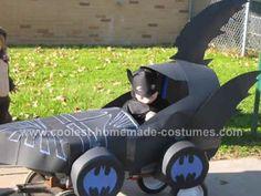 batmobile costume | Homemade Batman Costume