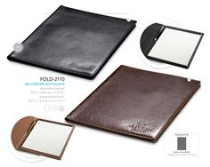 Brown Leather Folders and Black Leather Folder Suppliers in South Africa