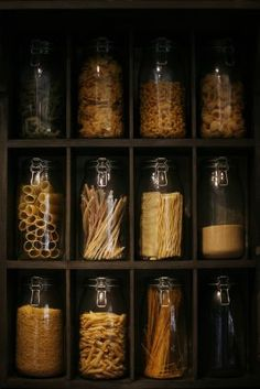 Keeping staples in your pantry will help you cook healthy meals!