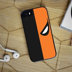 Deathstroke - iPhone 4, iPhone 5 5S 5C, iPhone 6 Case, plus Samsung Galaxy S4 S5 S6 Edge Cases - Shadeyou - Personalized iPhone and Samsung Cases