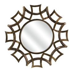 minogue wall mirror by imax - Home Decor Outlet