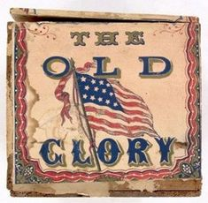 1866. Patriotism ran high in the decades following the Civil War, the period of great cigar industry expansion. Cigars by Mooney & Howe,   6 Bleeker St., Utica, NY