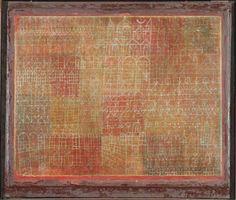 Cathedral  Paul Klee (1924)