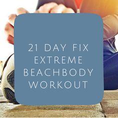 beachbody 21 day fix extreme torrent