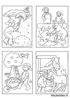 Shared with Dropbox Coloring Pages For Kids, Coloring Sheets, Animals For Kids, Farm Animals, Farm Animal Coloring Pages, Farm Kids, Rainy Day Activities, Farm Theme, Bible Crafts