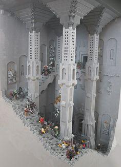 Cool lego build