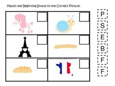 france activities for preschoolers themed memory matching preschool learning 748