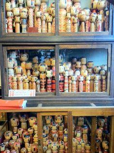 The display inside Cargo in Portland Oregon. A Mynah Production