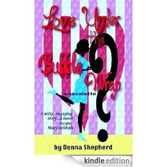 """Donna Shepherd's first ebook. She says it was so much fun to write! """"Love Under the Bubble Wrap - a novelette"""" begins with the arrival of a mysterious gift (hence, the bubble wrap), and comes complete with humor, romance, and even a little suspense. The female leading lady isn't your typical twenty-something drop-dead gorgeous reedy willow. No, this is a story about real life issues to which most readers will relate.  I really enjoyed this!"""