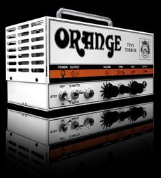 Orange Tiny Terror Guitar Amp Head
