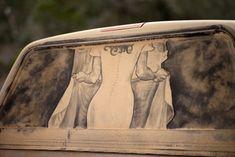 Dirty Car Drawings-11b