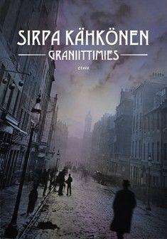 Graniittimies - Kirjat - Otava Literature, Author, Reading, Books, Movie Posters, Movies, Literatura, Livros, Films