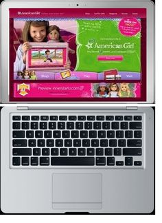 American Girl Doll textbook Printable | Mac Computers for your doll!!!