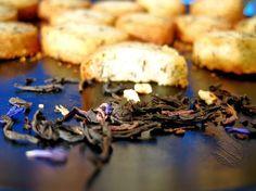 Il était une fois la pâtisserie...: Biscuits au thé earl grey de Martha Stewart http://www.iletaitunefoislapatisserie.com/2013/11/biscuits-au-earl-grey-de-martha-stewart.html