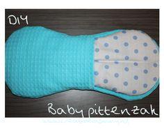 DIY Baby Pittenzak   Creative Mommy