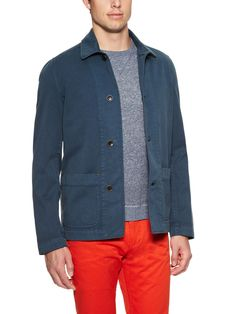 Shacket Jacket by Bespoken at Gilt USD 199