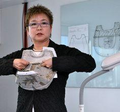 Yoko Saito .. blog post talking through on of Ms. Saito's classes.  Great detail on tools used.