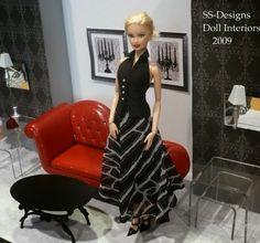 Inside The Barbie Craft Room