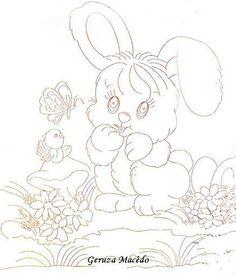 Pintura em Tecido e Croche - margo - Álbuns da web do Picasa