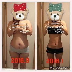 1年でマイナス20キロを達成したけど、お腹の皮が伸びずに綺麗な状態を保てたのは、腹筋トレーニングのおかげかも?今回は、部位別に鍛えられる5つの腹筋トレーニングの方法を、動画とともにご紹介します! Fitness Diet, Yoga Fitness, Health Fitness, Skinny Motivation, Diet Motivation, Body Stretches, Workout For Flat Stomach, Body Hacks, Diets For Women