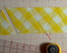 how to make bunting flags