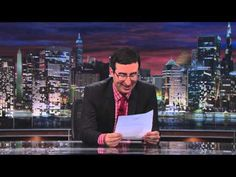 John Oliver reads an unexpected and hilarious response from POM Wonderful after skewering them on his show