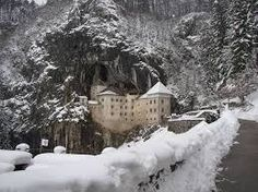 Predjama Castle is something really unique, it's something like a castle in a cave.