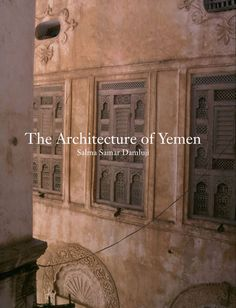Yemen has 1000s of years of building history with this medium