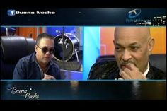 """Nelson Javier """"El Cocodrilo"""" Entrevista a El Torito en Buena Noche"""