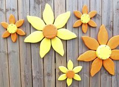 Outdoor Wall Art Garden Decor Outdoor Yard Art by SalvageandBloom Outdoor Wall Art, Outdoor Garden Decor, Outdoor Walls, Outdoor Bedroom, Indoor Outdoor, Wood Yard Art, Wood Art, Outdoor Flowers, Flowers Garden