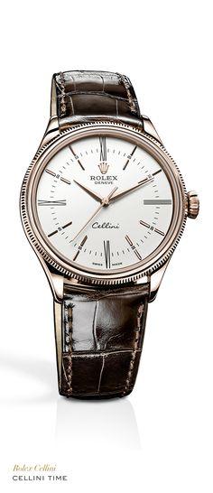 Rolex Cellini Time #RolexOfficial