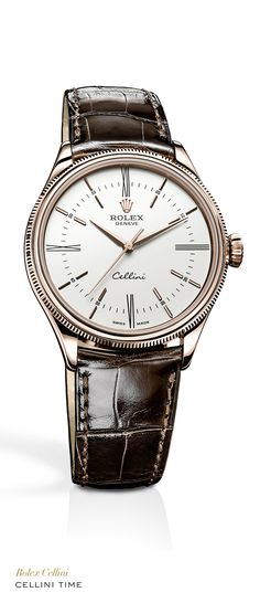 Rolex Cellini Time #RolexOfficial
