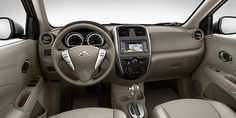 Nissan Versa Sedan Images | Photo Gallery | ChooseNissan.com