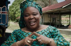 """Through her activism to topple Liberia's dictator, Leymah Gbowee was able to restore her own faith in humanity. Part 1 of """"Three Short Films About Peace."""""""