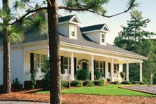 Planting Trees Around Home Saves Energy.