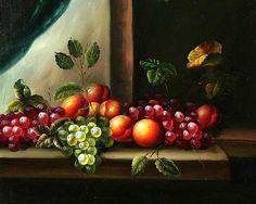 Nature mortes ( fruit legumes etc ..)