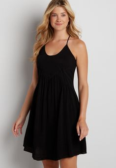 dress with zip up back | maurices
