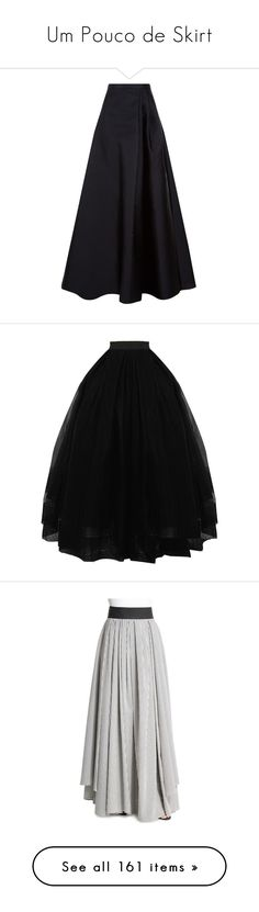 """""""Um Pouco de Skirt"""" by liasalvatore ❤ liked on Polyvore featuring skirts, bottoms, maxi skirt jersey, maxi skirt, floor length skirts, formal skirts, silk jersey, saias, black and tulle maxi skirt"""