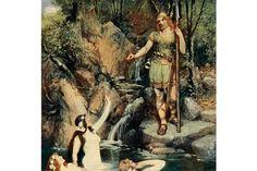De var forfængelige, havde flotte frisurer og tog lange bade. Vikingerne var så smarte, at de engelske kvinder forlod mand og børn til fordel for en nordbo.