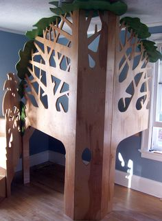 Another idea.. Luv for a little one's play room!!