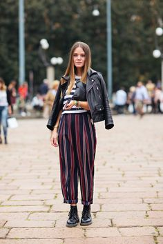 Read more and comment! http://carolinesmode.com/stockholmstreetstyle/art/317119/maria_sole/