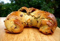Cesnakové croissanty so semienkami Pizza Recipes, Bread Recipes, Diet Recipes, Vegan Recipes, Snack Recipes, Snacks, Slovakian Food, Czech Recipes, Hungarian Recipes